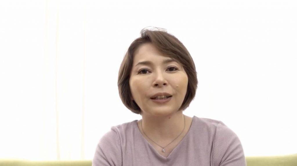 バツイチ淫乱熟女新見悠51歳男を食い尽くし性欲暴走でAVデビュー
