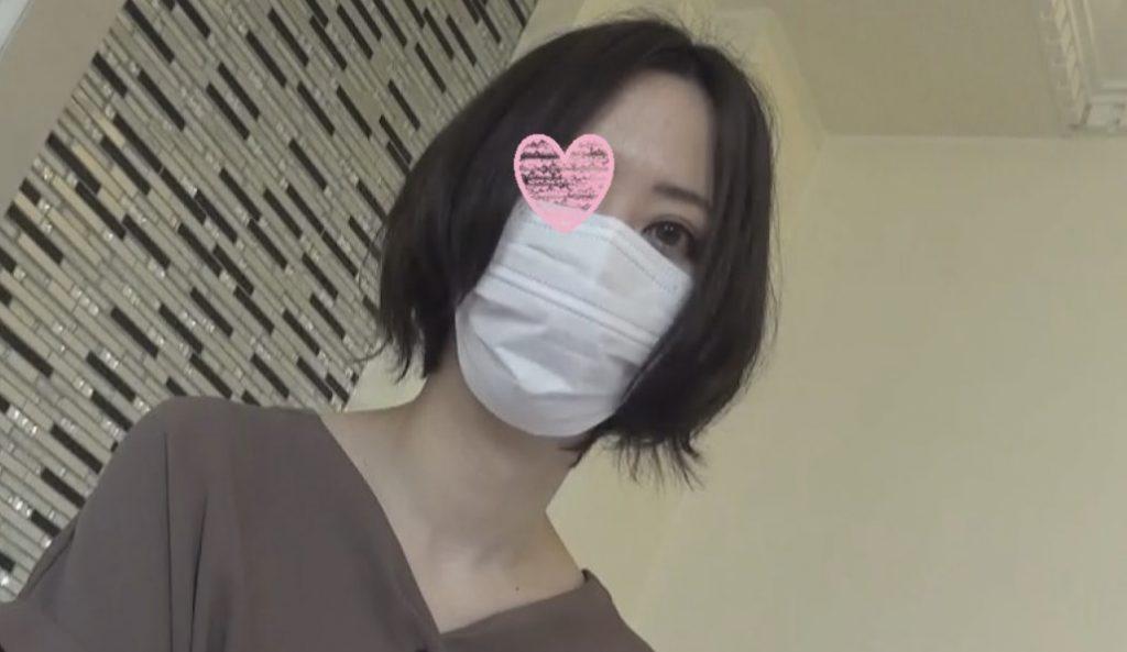 喉が性感帯のスレンダー美人36歳!無修正変態イマラチオで嗚咽イキ
