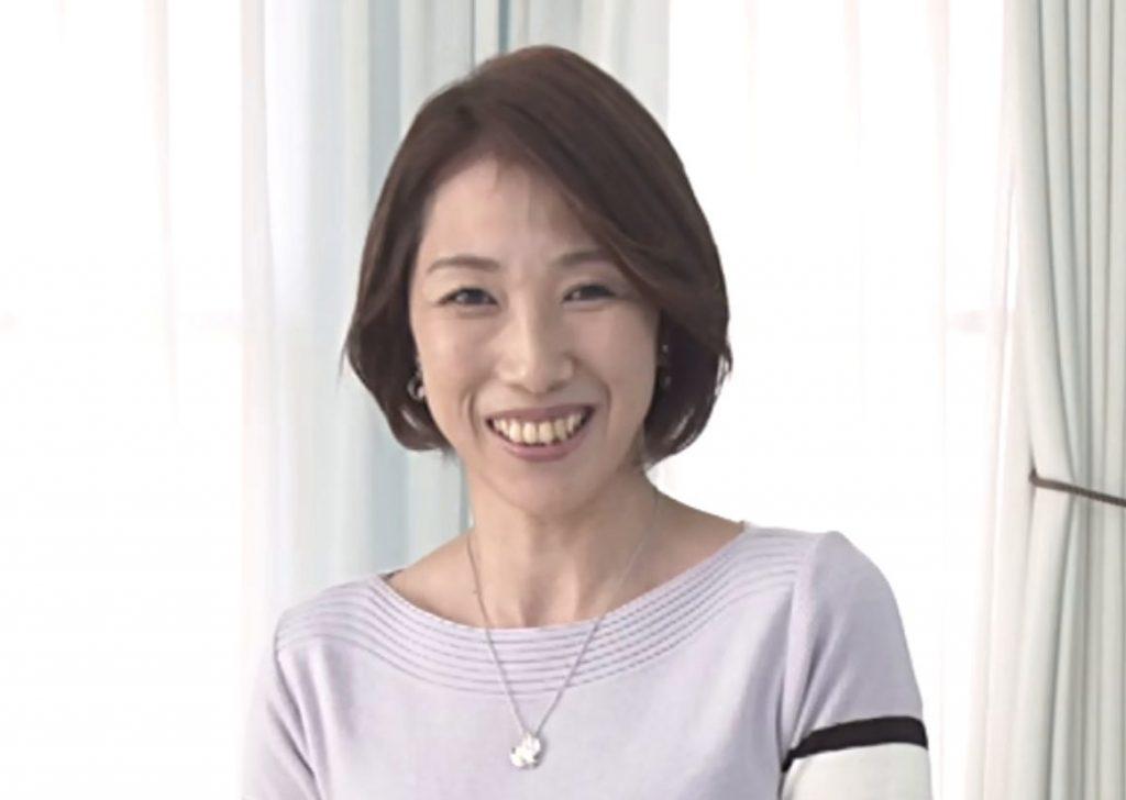 恋愛願望欲で熟女AVデビュー!卑猥な肉付きぽちゃ桃山ちとせ40歳